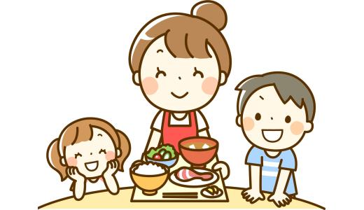 忙しい朝!効率よく栄養をとらせたい!パン or ご飯?