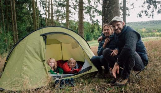 初キャンプで選ばれるキャンプ場とは?子供と一緒にキャンプデビューしよう!